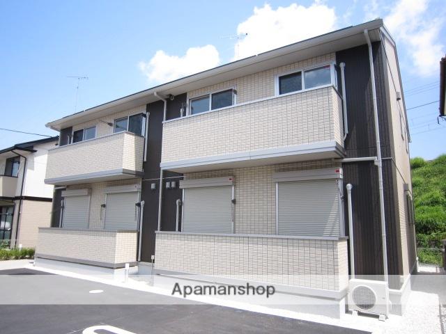 愛知県瀬戸市、山口駅徒歩3分の築3年 2階建の賃貸アパート