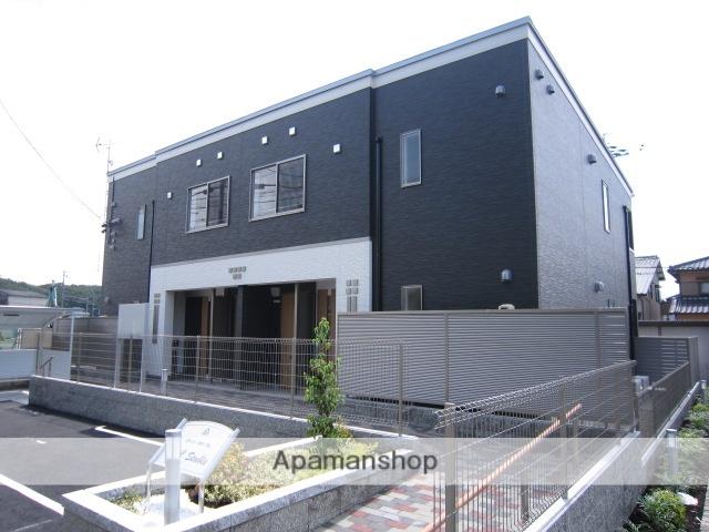 愛知県瀬戸市、山口駅徒歩8分の築2年 2階建の賃貸アパート