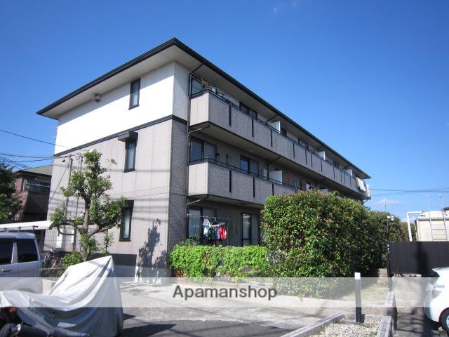 愛知県尾張旭市、印場駅徒歩11分の築20年 3階建の賃貸アパート