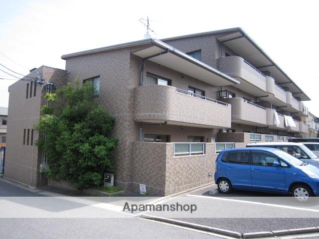 愛知県尾張旭市、印場駅徒歩24分の築16年 3階建の賃貸マンション