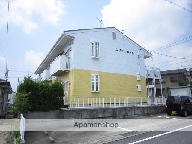 愛知県尾張旭市、尾張旭駅徒歩20分の築24年 2階建の賃貸アパート
