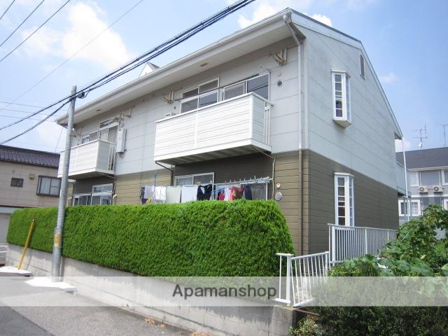 愛知県尾張旭市、尾張旭駅徒歩25分の築23年 2階建の賃貸アパート