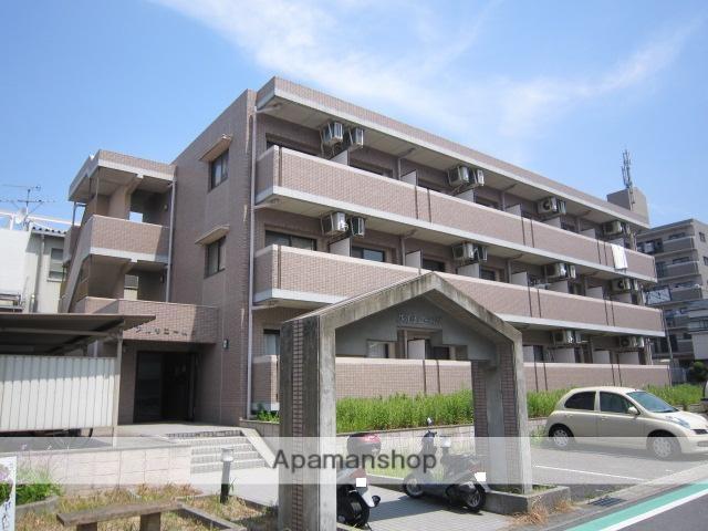 愛知県尾張旭市、尾張旭駅徒歩32分の築25年 3階建の賃貸マンション