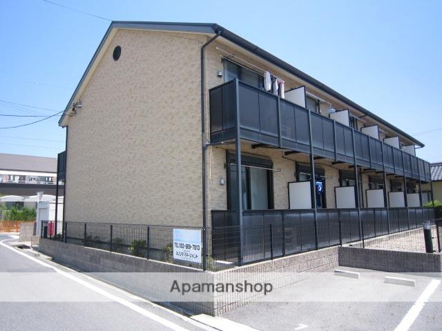 愛知県瀬戸市、水野駅徒歩8分の築13年 2階建の賃貸アパート