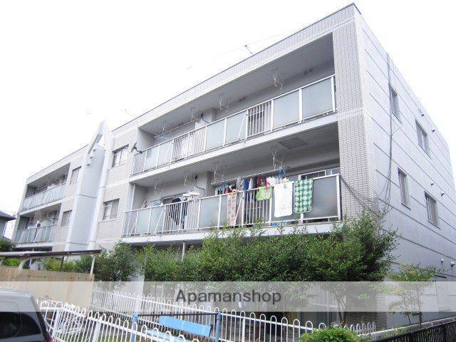 愛知県尾張旭市、印場駅徒歩20分の築28年 3階建の賃貸マンション