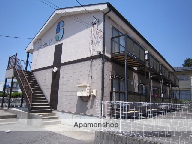 愛知県瀬戸市、水野駅徒歩25分の築18年 2階建の賃貸アパート