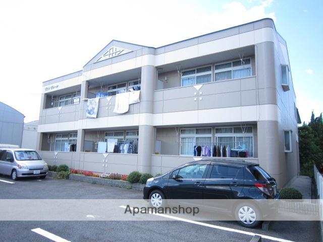 愛知県尾張旭市、尾張旭駅徒歩18分の築20年 2階建の賃貸アパート