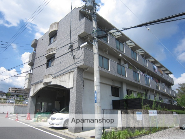 愛知県尾張旭市、印場駅徒歩1分の築19年 3階建の賃貸マンション