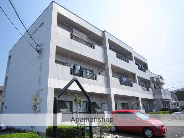愛知県瀬戸市、三郷駅徒歩21分の築24年 3階建の賃貸マンション