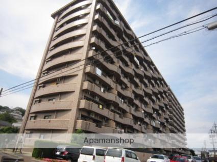 愛知県瀬戸市、新瀬戸駅徒歩16分の築21年 11階建の賃貸マンション