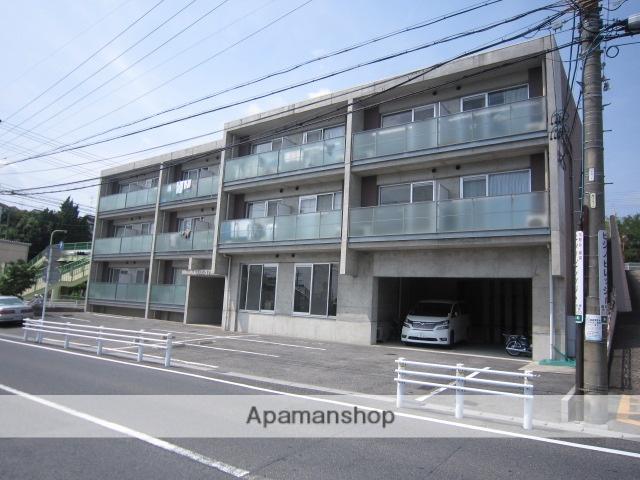 愛知県瀬戸市、瀬戸市役所前駅徒歩14分の築13年 3階建の賃貸マンション