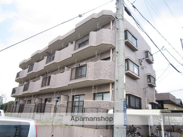 愛知県尾張旭市、印場駅徒歩2分の築20年 3階建の賃貸マンション