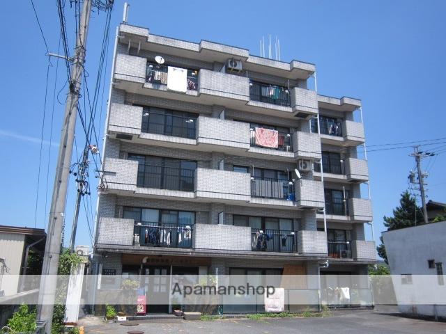 愛知県瀬戸市、中水野駅徒歩15分の築26年 5階建の賃貸マンション