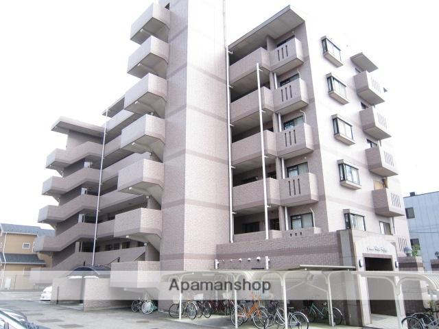 愛知県瀬戸市、水野駅徒歩5分の築23年 7階建の賃貸マンション