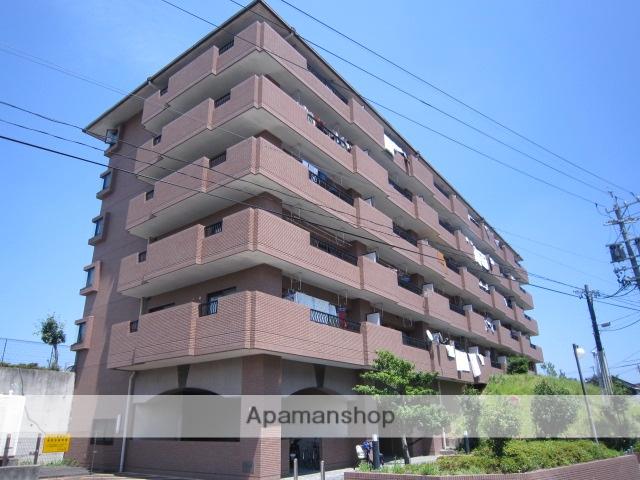 愛知県瀬戸市、水野駅徒歩15分の築23年 6階建の賃貸マンション