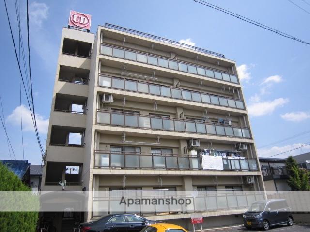 愛知県瀬戸市、三郷駅徒歩14分の築22年 5階建の賃貸マンション