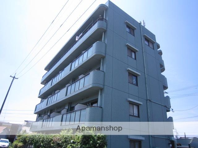 愛知県瀬戸市、瀬戸市役所前駅徒歩7分の築25年 5階建の賃貸マンション