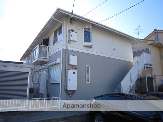 愛知県尾張旭市、大森・金城学院前駅徒歩30分の築23年 2階建の賃貸アパート