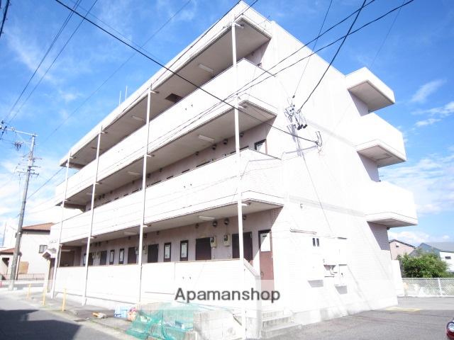 愛知県尾張旭市、三郷駅徒歩10分の築24年 3階建の賃貸マンション
