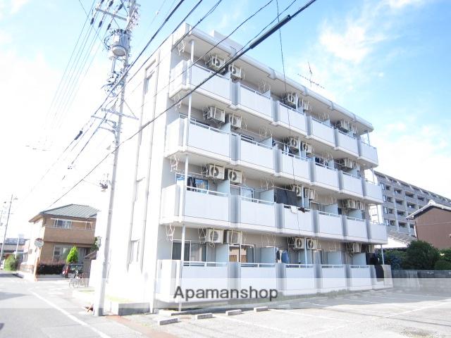 愛知県尾張旭市、尾張旭駅徒歩25分の築26年 4階建の賃貸マンション