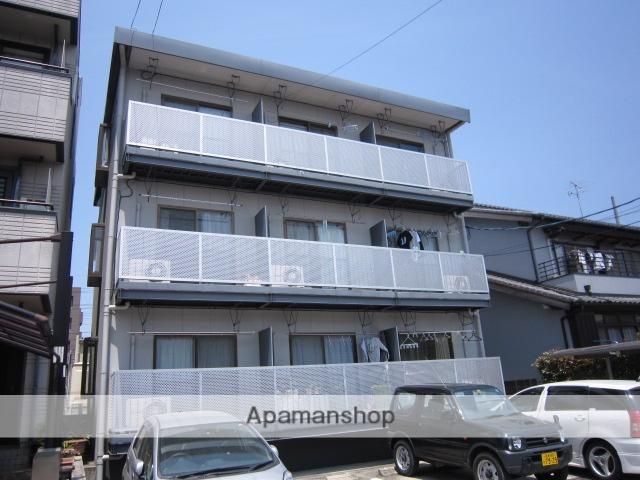 愛知県尾張旭市、印場駅徒歩7分の築22年 3階建の賃貸アパート