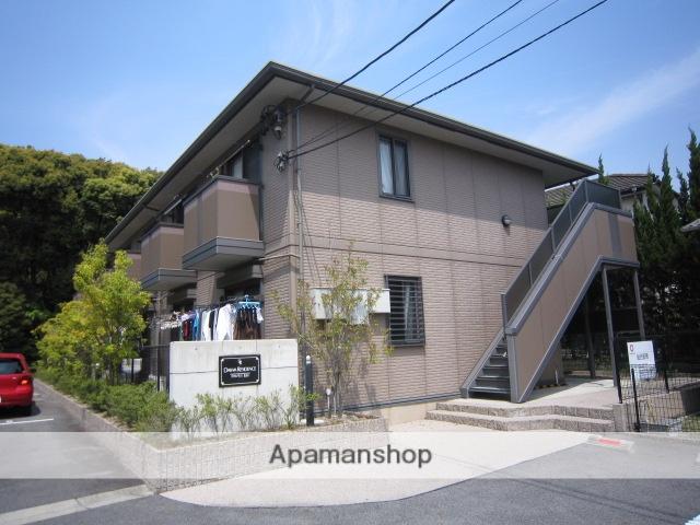 愛知県瀬戸市、山口駅徒歩8分の築10年 2階建の賃貸アパート
