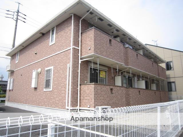 愛知県尾張旭市、印場駅徒歩23分の築11年 2階建の賃貸アパート