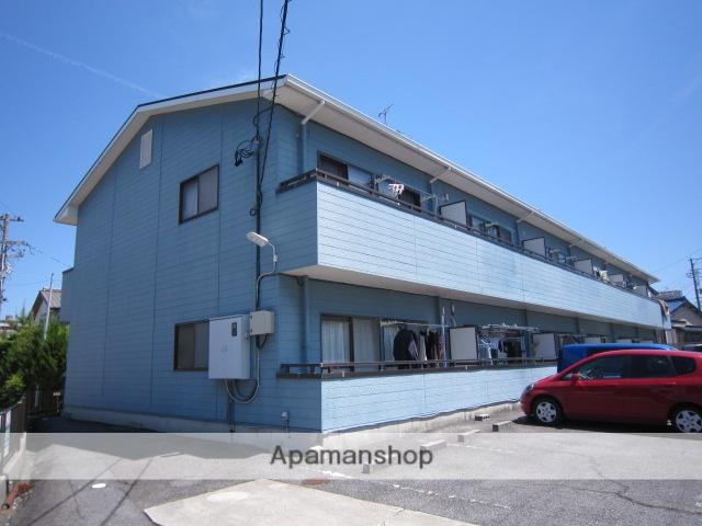 愛知県瀬戸市、水野駅徒歩5分の築23年 2階建の賃貸アパート
