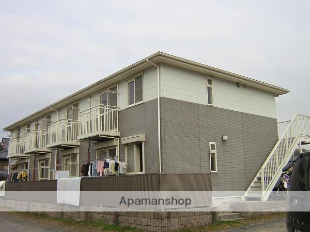 愛知県瀬戸市の築19年 2階建の賃貸アパート