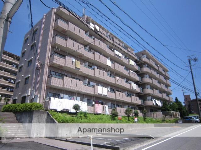 愛知県瀬戸市、水野駅徒歩13分の築27年 6階建の賃貸マンション