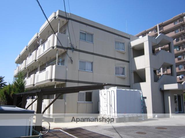 愛知県瀬戸市、水野駅徒歩6分の築24年 3階建の賃貸マンション