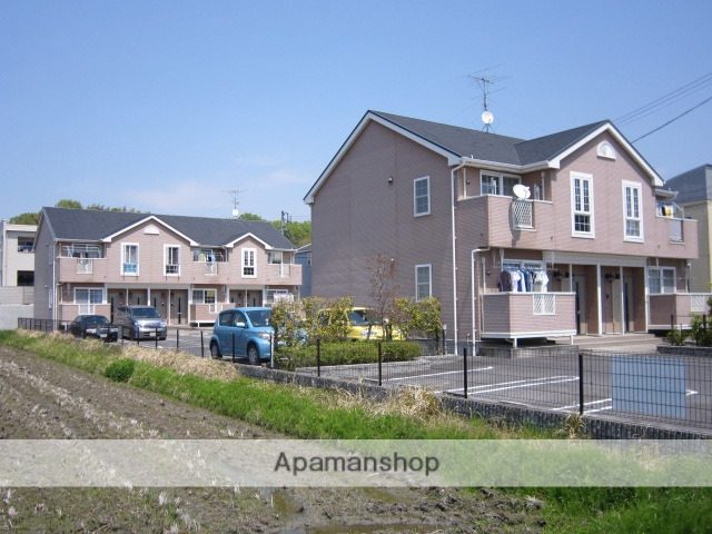 愛知県瀬戸市、山口駅徒歩7分の築12年 2階建の賃貸アパート