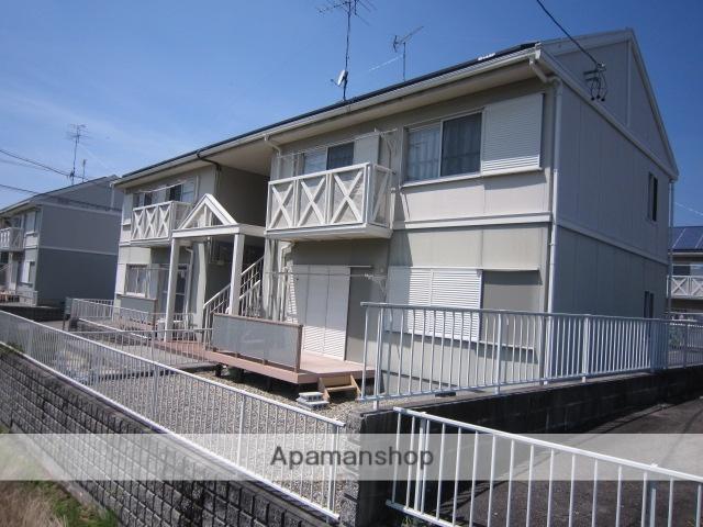 愛知県瀬戸市、三郷駅徒歩24分の築25年 2階建の賃貸アパート