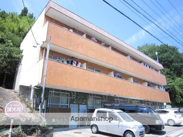 愛知県瀬戸市、瀬戸市役所前駅徒歩8分の築29年 3階建の賃貸マンション