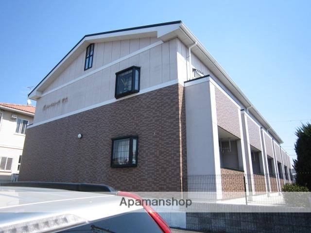 愛知県尾張旭市、三郷駅徒歩31分の築14年 2階建の賃貸アパート