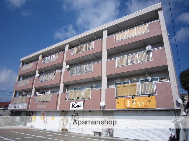 愛知県瀬戸市、山口駅徒歩28分の築22年 4階建の賃貸マンション