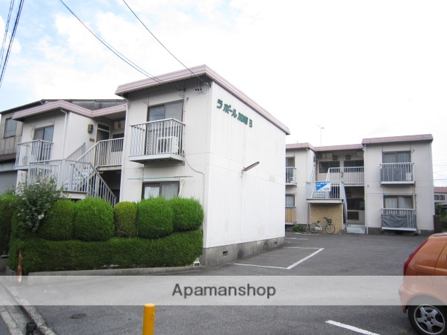 愛知県瀬戸市、瀬戸市役所前駅徒歩20分の築30年 2階建の賃貸アパート
