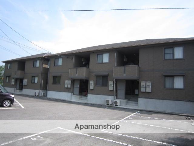 愛知県瀬戸市、山口駅徒歩2分の築14年 2階建の賃貸アパート