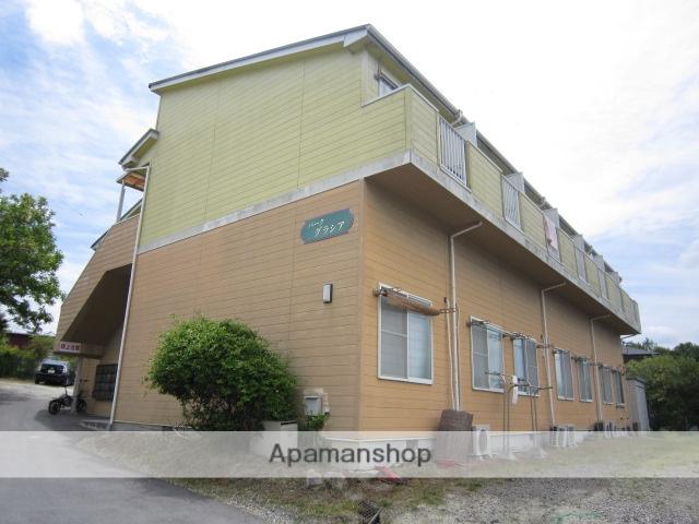 愛知県瀬戸市、尾張瀬戸駅徒歩20分の築21年 2階建の賃貸アパート