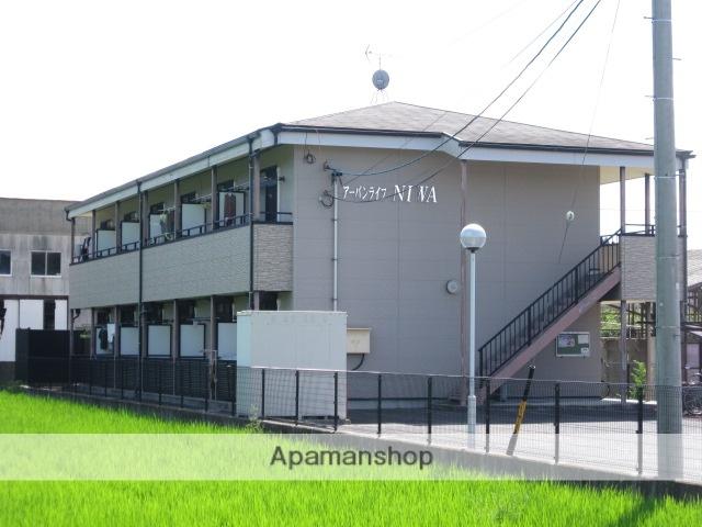 愛知県瀬戸市、山口駅徒歩7分の築15年 2階建の賃貸アパート