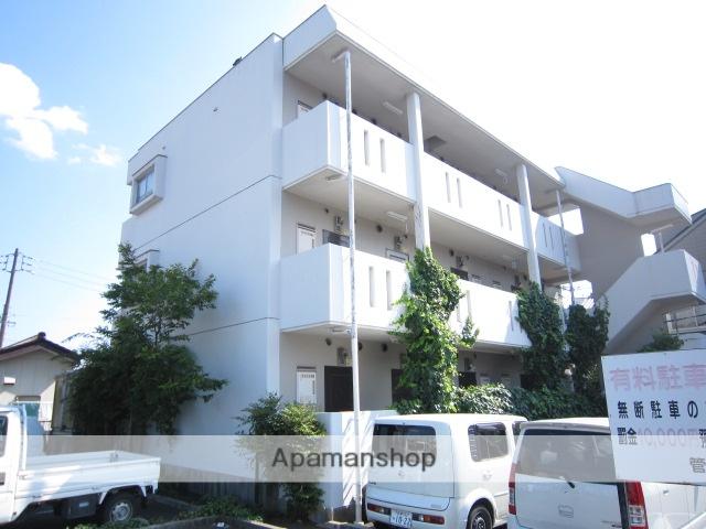 愛知県瀬戸市、新瀬戸駅徒歩24分の築29年 3階建の賃貸マンション
