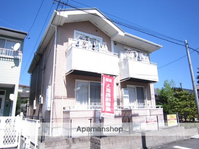 愛知県尾張旭市、尾張旭駅徒歩25分の築14年 2階建の賃貸アパート