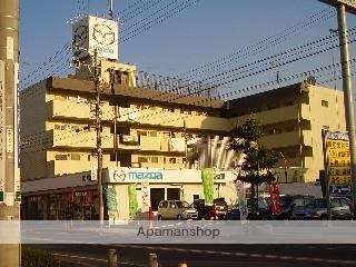 愛知県瀬戸市、新瀬戸駅徒歩10分の築41年 4階建の賃貸マンション