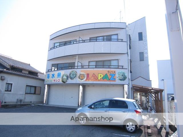 愛知県瀬戸市、水野駅徒歩9分の築26年 3階建の賃貸マンション