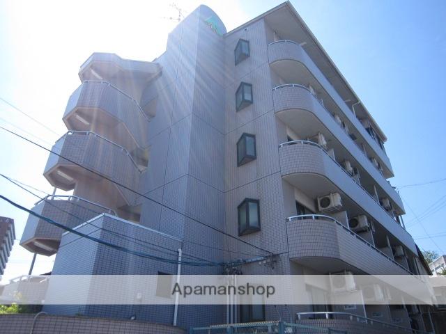 愛知県瀬戸市、新瀬戸駅徒歩25分の築23年 6階建の賃貸マンション