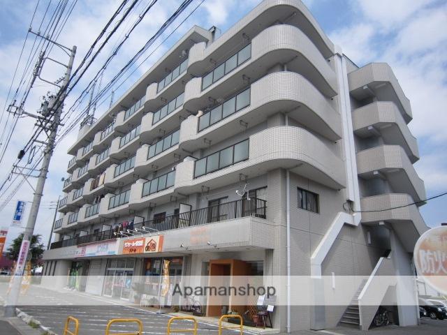愛知県尾張旭市、尾張旭駅徒歩28分の築27年 6階建の賃貸マンション