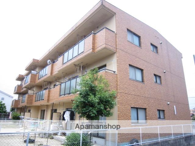 愛知県尾張旭市の築28年 3階建の賃貸マンション