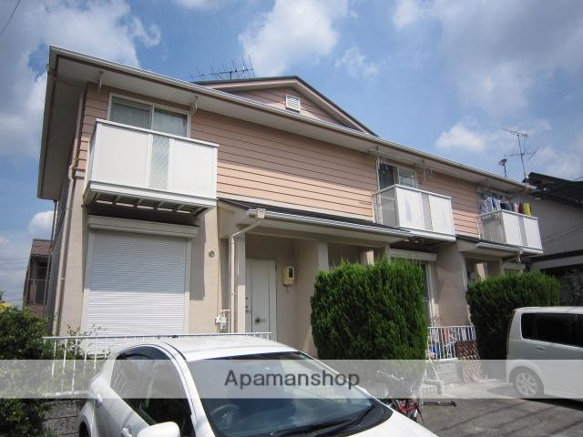 愛知県瀬戸市の築25年 2階建の賃貸アパート