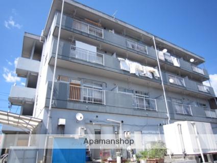 愛知県瀬戸市、三郷駅徒歩15分の築31年 4階建の賃貸マンション