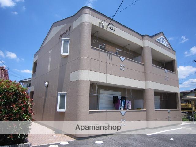 愛知県尾張旭市、旭前駅徒歩30分の築20年 2階建の賃貸アパート